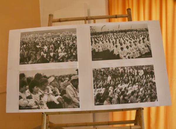 Odkaz sv. Jána Pavla II - výstava