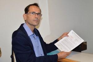 Petíciu týkajúcu sa D1 a Triblaviny odovzdali na ministerstve dopravy.