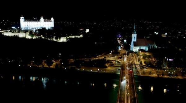 Starosta Mrva diskutuje o utajovaní auditu verejného osvetlenia v Bratislave