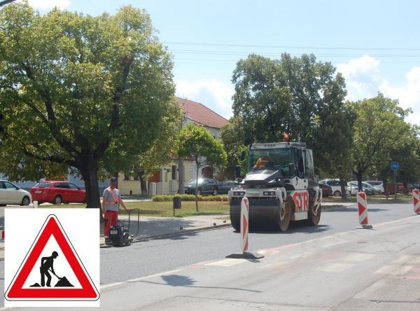 OZNAM: Od 19.8.2019 prechádza oprava Roľníckej ulice do II. etapy